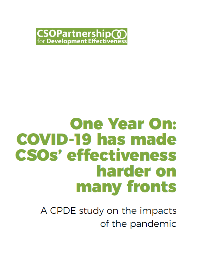 CPDE ICSOs study cover