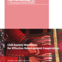 Civil Society Manifesto for Effective Development Cooperation