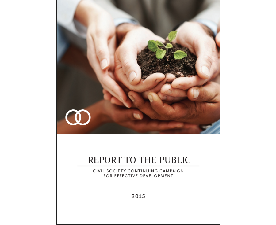 CPDE Report to the Public 2015