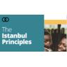 The Istanbul Principles - Brochure
